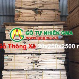 go thong xe 20x200x2500 6-GMA Việt Nam