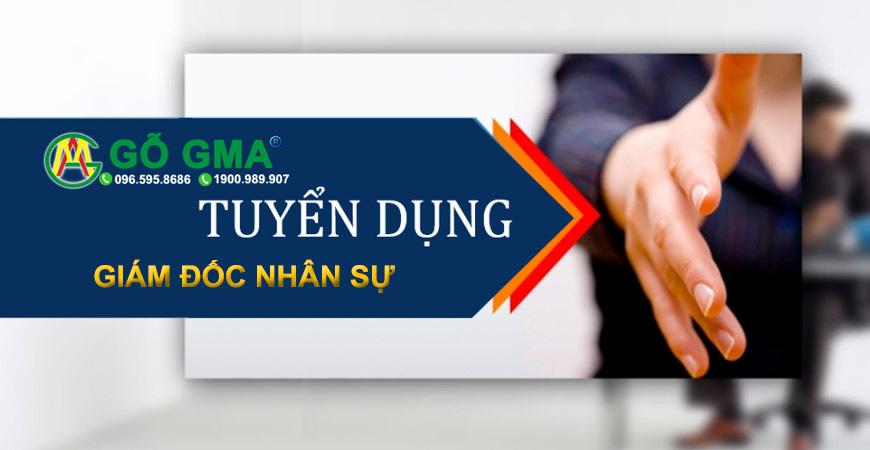 tuyendung GIAM DOC NHAN SU-GMA Việt Nam