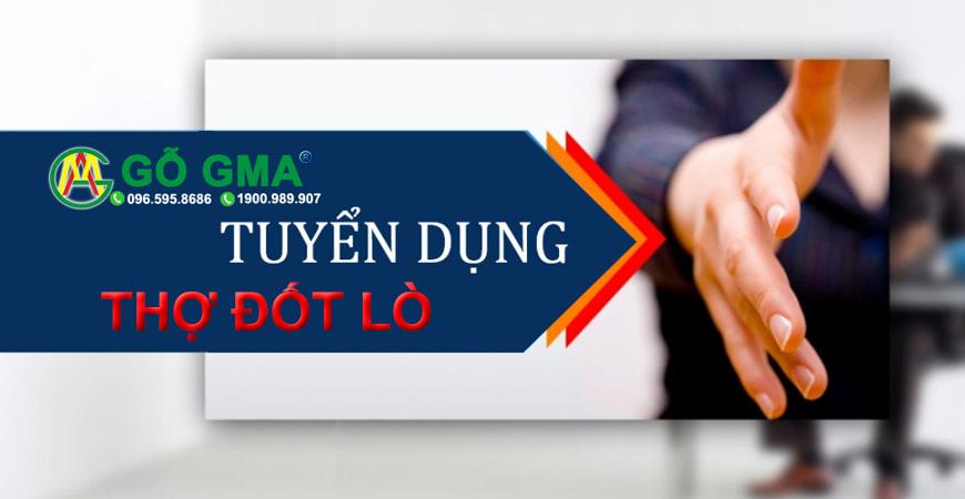 tuyendunggma THODOTLO-GMA Việt Nam