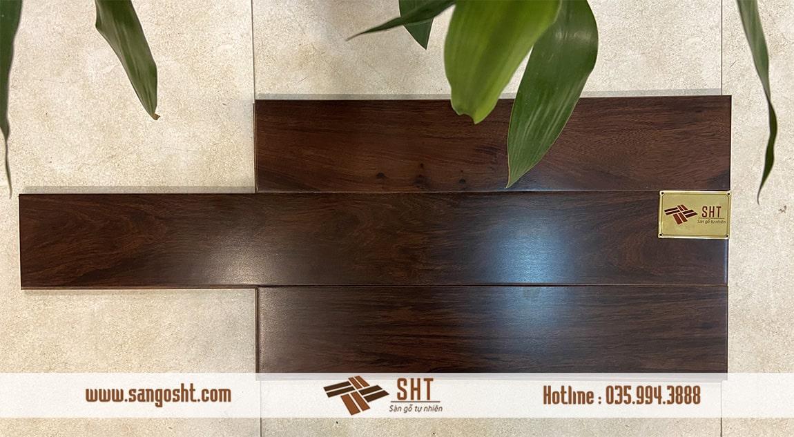 Sàn gỗ tự nhiên chiu liu lào