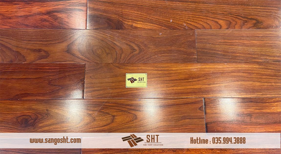 Sàn gỗ hương nam phi