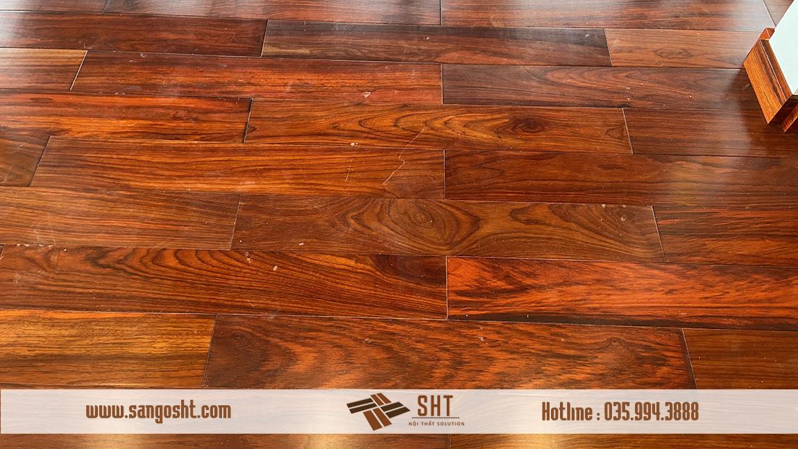 Sàn gỗ tự nhiên Hương Nam Phi