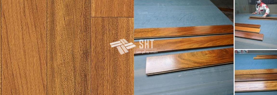 Nhà máy sản xuất SHT, sản xuất và sơn sàn gỗ Lim Lào