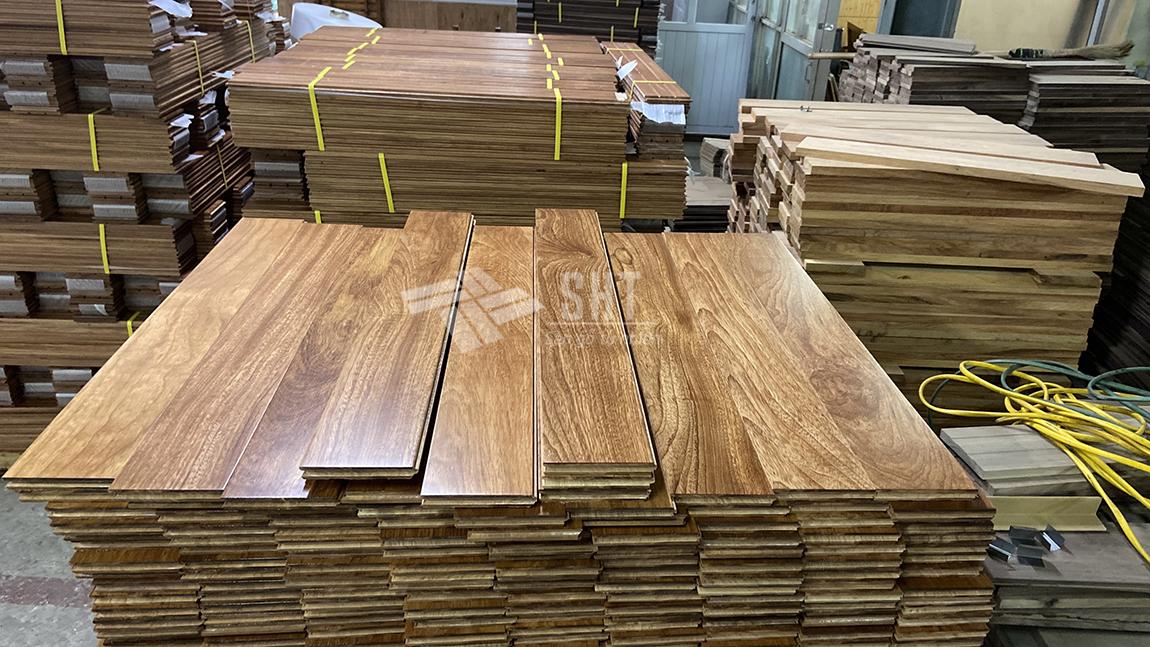 Ván sàn gỗ tự nhiên SHT